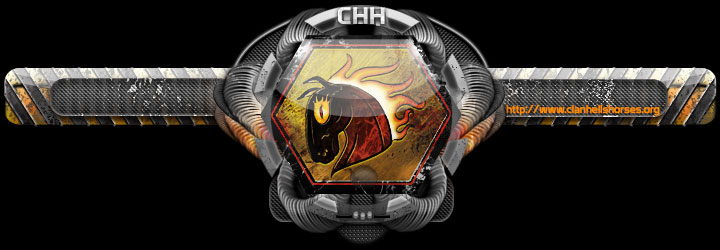Clan Hell's Horses header graphic